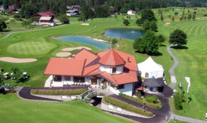 Der Golf- & Countryclub Lärchenhof