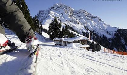 Skigebiet Oberndorf/St.Johann in Tirol